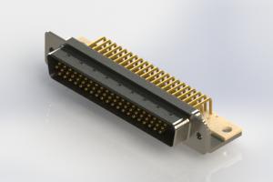 633-M62-663-WT4 - High Density D-Sub Connectors