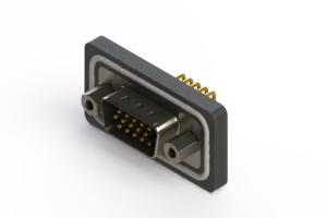 633-W15-262-012 - Waterproof High Density D-Sub Connectors