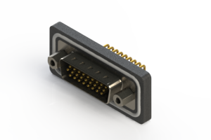 633-W26-262-012 - Waterproof High Density D-Sub Connectors