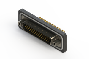 633-W44-362-012 - Waterproof High Density D-Sub Connectors