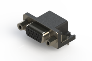 634-015-263-033 - Right Angle D-Sub Connector