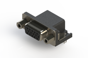 634-015-263-043 - Right Angle D-Sub Connector