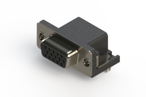 634-015-263-551 - Right Angle D-Sub Connector