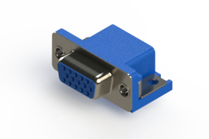 634-015-274-011 - Right Angle D-Sub Connector