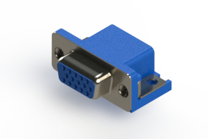 634-015-274-015 - Right Angle D-Sub Connector