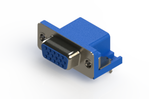 634-015-274-031 - Right Angle D-Sub Connector