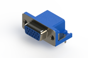 634-015-274-035 - Right Angle D-Sub Connector