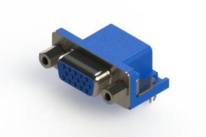 634-015-274-043 - Right Angle D-Sub Connector