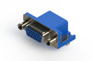 634-015-274-550 - Right Angle D-Sub Connector