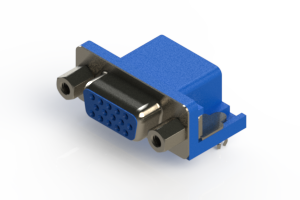 634-015-274-553 - Right Angle D-Sub Connector