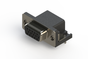 634-015-363-031 - Right Angle D-Sub Connector