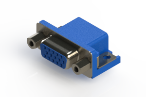634-015-374-013 - Right Angle D-Sub Connector