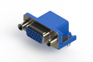 634-015-374-040 - Right Angle D-Sub Connector