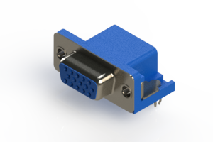 634-015-374-541 - Right Angle D-Sub Connector