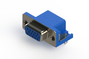 634-015-374-545 - Right Angle D-Sub Connector