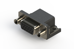 634-015-663-010 - Right Angle D-Sub Connector
