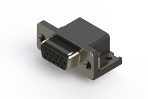 634-015-663-012 - Right Angle D-Sub Connector