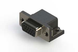 634-015-663-015 - Right Angle D-Sub Connector