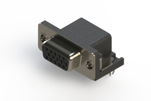 634-015-663-041 - Right Angle D-Sub Connector