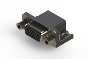 634-015-663-053 - Right Angle D-Sub Connector