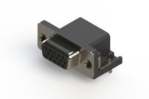 634-015-663-532 - Right Angle D-Sub Connector