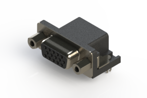 634-015-663-553 - Right Angle D-Sub Connector