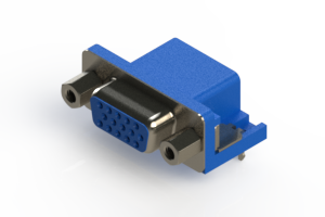 634-015-674-033 - Right Angle D-Sub Connector