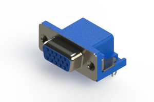 634-015-674-042 - Right Angle D-Sub Connector