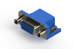 634-015-674-050 - Right Angle D-Sub Connector