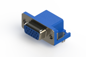 634-015-674-551 - Right Angle D-Sub Connector