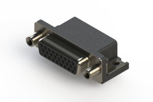634-026-263-010 - Right Angle D-Sub Connector