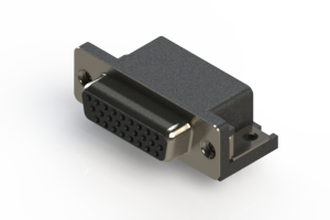 634-026-663-012 - Right Angle D-Sub Connector