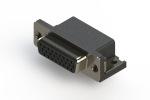 634-026-663-015 - Right Angle D-Sub Connector