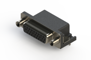 634-026-663-030 - Right Angle D-Sub Connector