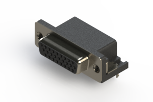634-026-663-035 - Right Angle D-Sub Connector