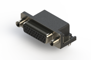 634-026-663-040 - Right Angle D-Sub Connector