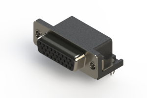 634-026-663-041 - Right Angle D-Sub Connector