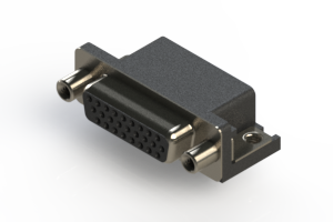 634-026-663-050 - Right Angle D-Sub Connector