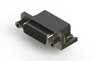 634-026-663-053 - Right Angle D-Sub Connector