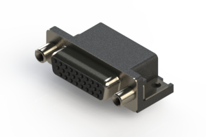 634-026-663-510 - Right Angle D-Sub Connector
