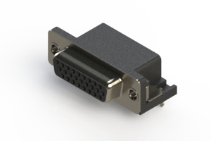 634-026-663-531 - Right Angle D-Sub Connector
