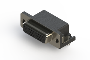 634-026-663-545 - Right Angle D-Sub Connector
