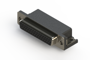 634-044-263-011 - Right Angle D-Sub Connector