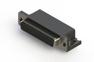634-044-263-012 - Right Angle D-Sub Connector