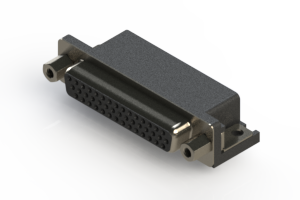 634-044-263-013 - Right Angle D-Sub Connector