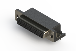 634-044-263-035 - Right Angle D-Sub Connector
