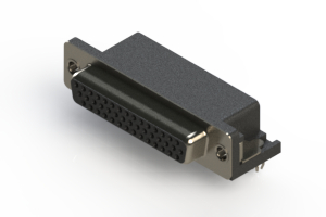 634-044-263-041 - Right Angle D-Sub Connector
