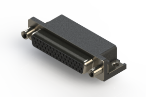 634-044-263-050 - Right Angle D-Sub Connector