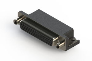634-044-263-510 - Right Angle D-Sub Connector