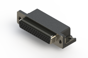 634-044-263-515 - Right Angle D-Sub Connector
